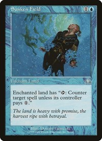 Sunken Field, Magic: The Gathering, Prophecy