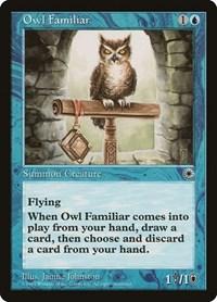 Owl Familiar, Magic: The Gathering, Portal