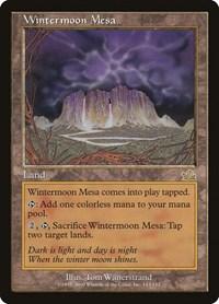 Wintermoon Mesa, Magic: The Gathering, Prophecy