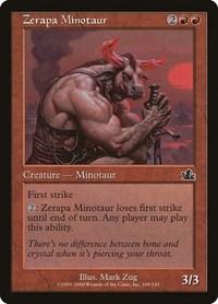 Zerapa Minotaur, Magic: The Gathering, Prophecy