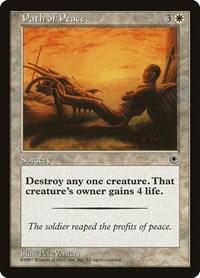 Path of Peace, Magic: The Gathering, Portal