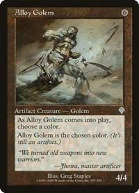 Alloy Golem, Magic: The Gathering, Invasion