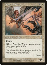 Angel of Mercy, Magic: The Gathering, Invasion