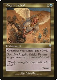 Angelic Shield, Magic: The Gathering, Invasion
