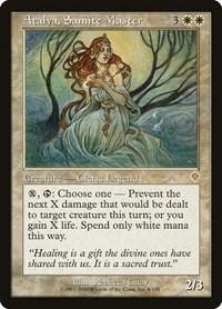 Atalya, Samite Master, Magic: The Gathering, Invasion