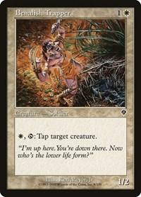 Benalish Trapper, Magic: The Gathering, Invasion