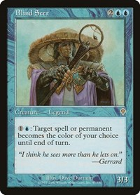 Blind Seer, Magic: The Gathering, Invasion