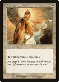 Blinding Light, Magic: The Gathering, Invasion