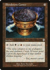 Bloodstone Cameo, Magic: The Gathering, Invasion