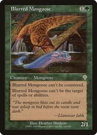 Blurred Mongoose, Magic: The Gathering, Invasion