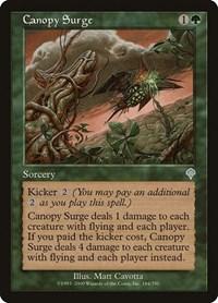 Canopy Surge, Magic: The Gathering, Invasion