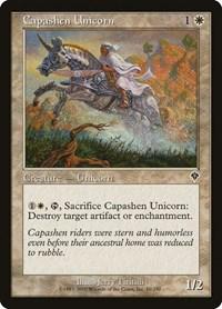 Capashen Unicorn, Magic: The Gathering, Invasion