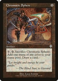 Chromatic Sphere, Magic, Invasion
