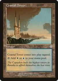 Coastal Tower, Magic: The Gathering, Invasion
