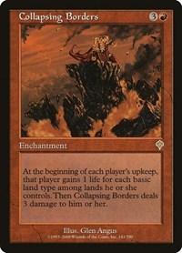 Collapsing Borders, Magic: The Gathering, Invasion