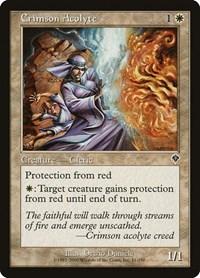 Crimson Acolyte, Magic: The Gathering, Invasion