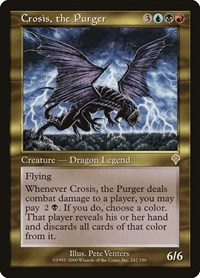 Crosis, the Purger (Foil)