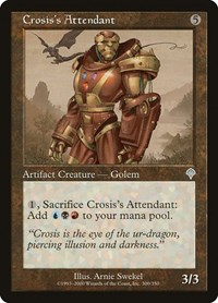 Crosis's Attendant, Magic: The Gathering, Invasion