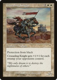 Crusading Knight, Magic: The Gathering, Invasion