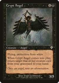 Crypt Angel, Magic: The Gathering, Invasion