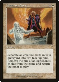 Death or Glory, Magic: The Gathering, Invasion