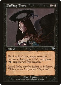 Defiling Tears, Magic: The Gathering, Invasion