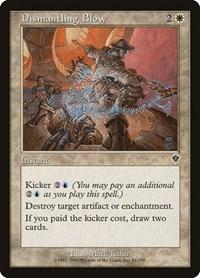 Dismantling Blow, Magic, Invasion