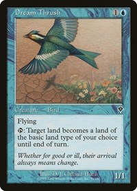 Dream Thrush, Magic: The Gathering, Invasion