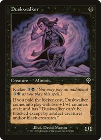 Duskwalker, Magic: The Gathering, Invasion