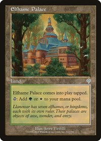 Elfhame Palace, Magic: The Gathering, Invasion
