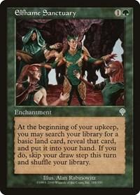 Elfhame Sanctuary, Magic: The Gathering, Invasion