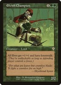 Elvish Champion, Magic: The Gathering, Invasion