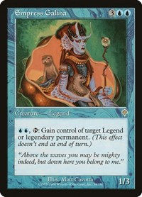 Empress Galina, Magic: The Gathering, Invasion