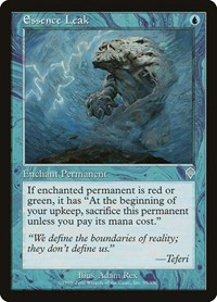Essence Leak, Magic: The Gathering, Invasion