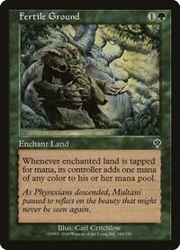 Fertile Ground, Magic: The Gathering, Invasion