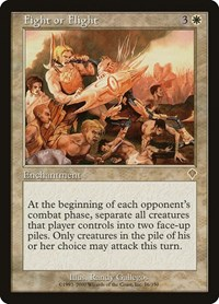 Fight or Flight, Magic: The Gathering, Invasion