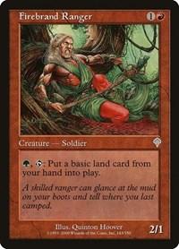 Firebrand Ranger, Magic: The Gathering, Invasion
