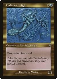 Galina's Knight, Magic: The Gathering, Invasion