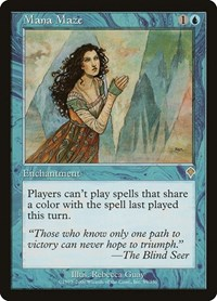 Mana Maze, Magic: The Gathering, Invasion