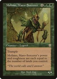 Molimo, Maro-Sorcerer (Foil)