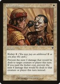 Orim's Touch, Magic: The Gathering, Invasion