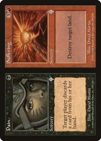 Pain // Suffering, Magic: The Gathering, Invasion