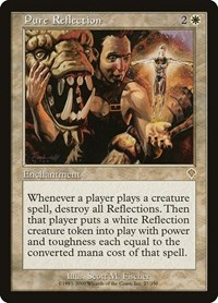 Pure Reflection, Magic: The Gathering, Invasion
