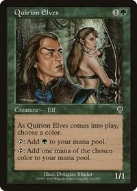 Quirion Elves (Foil)