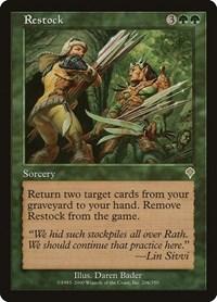 Restock, Magic: The Gathering, Invasion