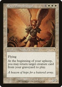 Reya Dawnbringer, Magic: The Gathering, Invasion