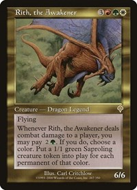 Rith, the Awakener (Foil)