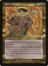 Seer's Vision (Foil)