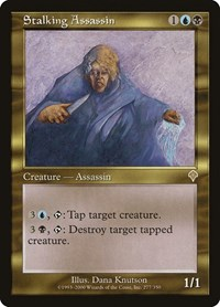 Stalking Assassin, Magic: The Gathering, Invasion