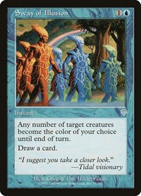 Sway of Illusion (Foil)